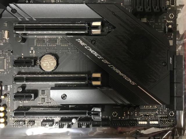 X570-F PCI周り