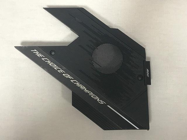X570-F チップセットファンカバー