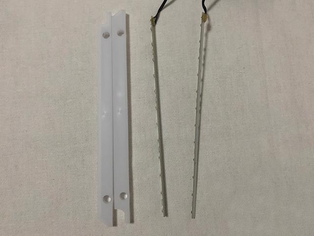 メモリヒートシンク LEDを捨てる