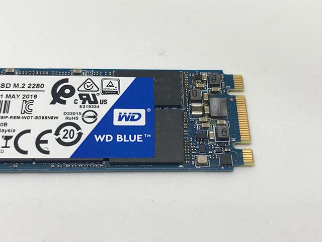 WDS500G2B0B DRAM