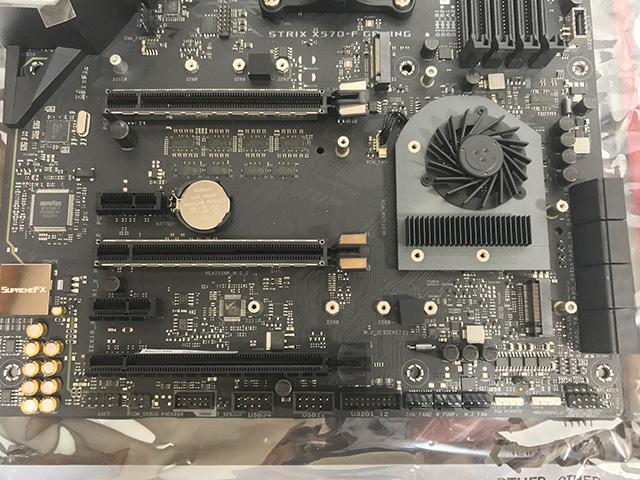 X570-F PCI