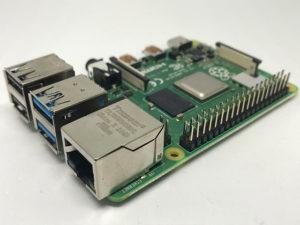 Pi4 LAN端子