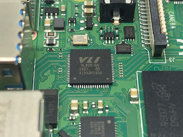 Pi4 USBコントローラー