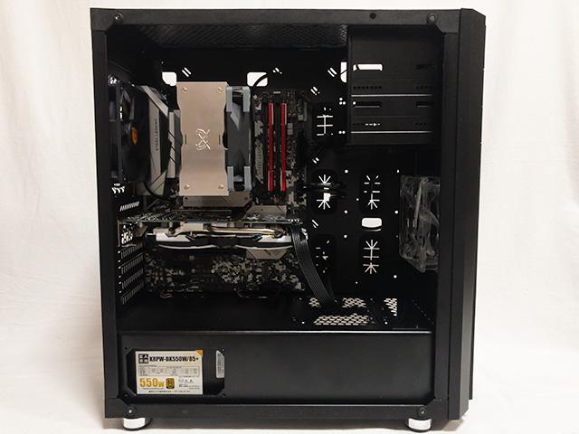 10万PC 完成形