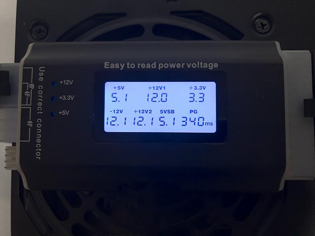 KRPW-BK550 電圧